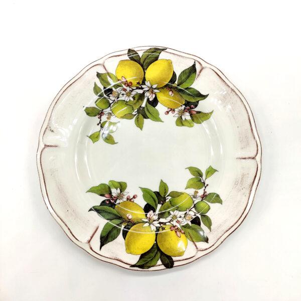 Servizio Piatti 18 Pezzi – Decoro Limoni