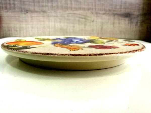 Poggiapentola in ceramica