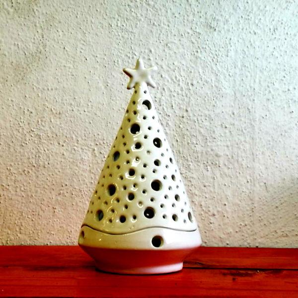 Albero di Natale Stella in ceramica