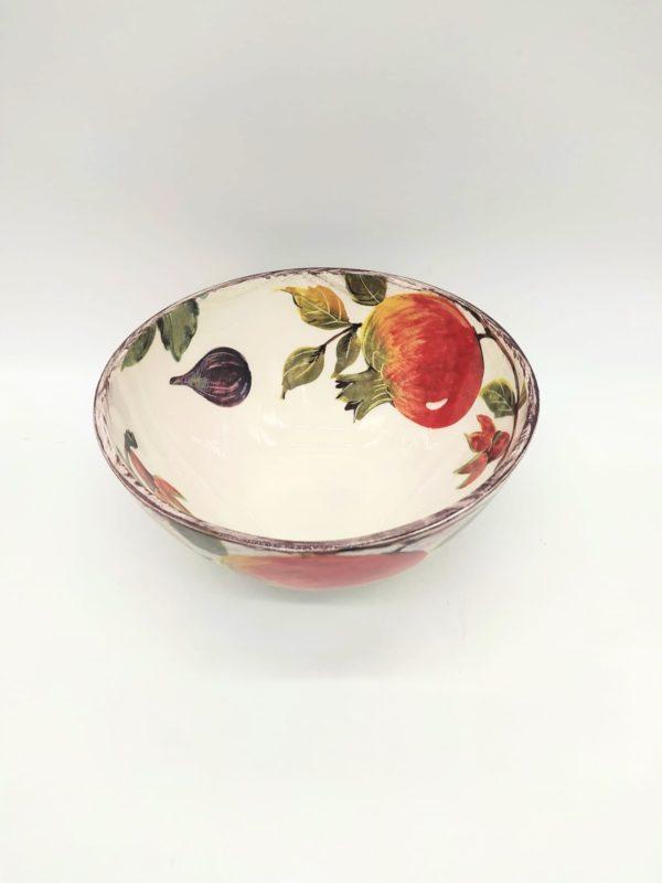 Insalatiera in ceramica da 20 cm